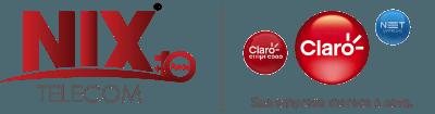 Logo Nix Telecom - Claro Empresas
